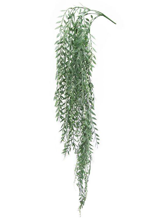 Pepper Berry Vine, 39in, Green White